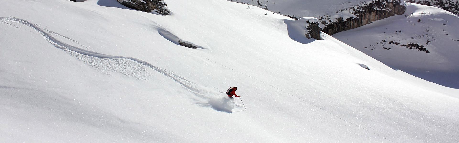 Marmolada ski